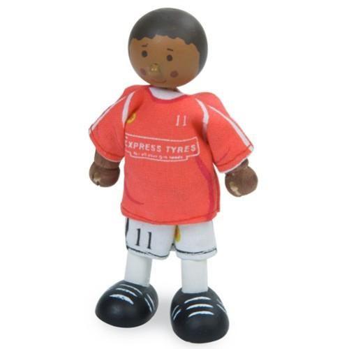 Budkins – Footballer Red