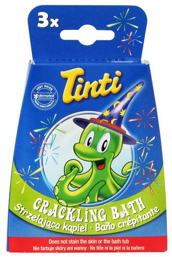 Tinti Crackling Bath