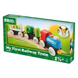 My First Railway Train